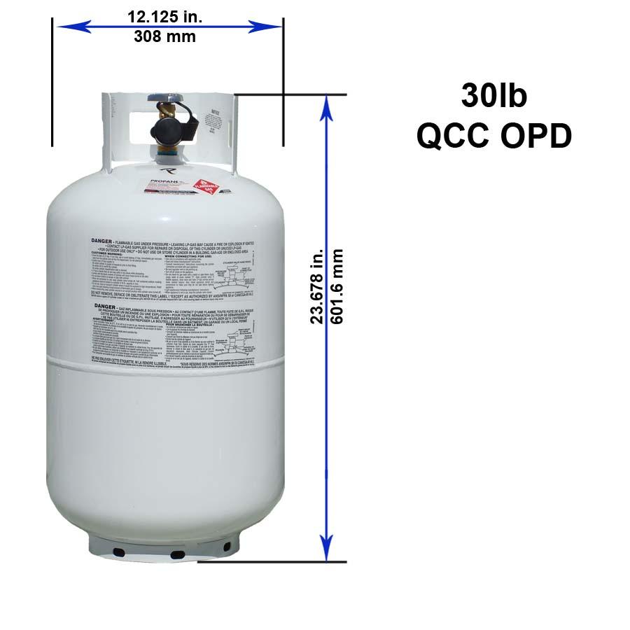 30 lb qcc opd