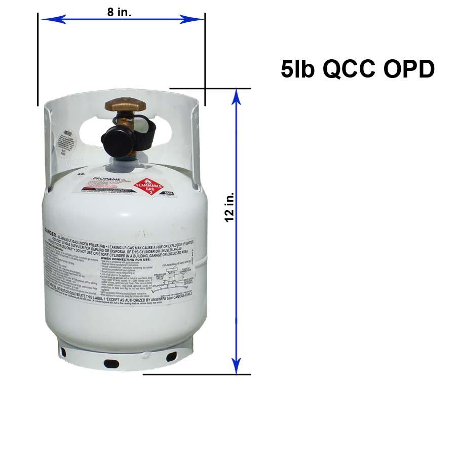 5 lb qcc opd